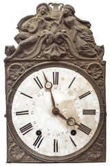 Vintage nineteenth century clock