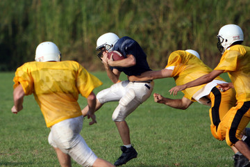 Pro American Football Tackle