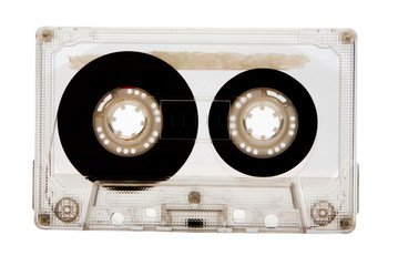 Single audio cassette