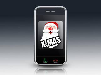 "Smartphone ""X-Mas"""