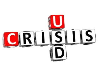 3D USD Crisis Crossword