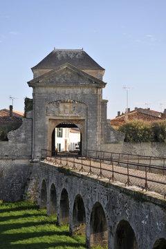 Porte des campani 1, St Martin de Ré