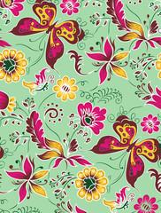 flower pattern no.41