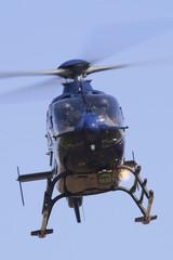 Hubschrauber nahaufnahme