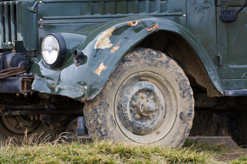all-terrain vehicle, UAZ