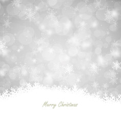 Christmas Background with space for text.
