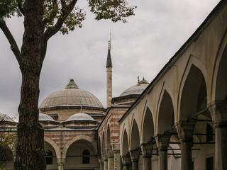 Topkapi in Istanbul.