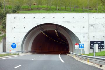 Papiers peints Tunnel Montjézieu Tunnel