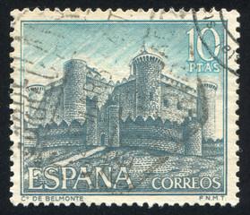 Castle de Belmonte