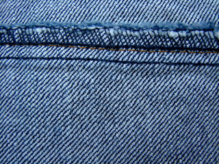 pattern - textile with seam