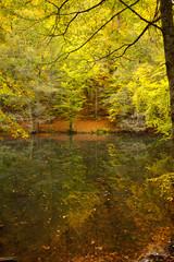 Seven Lakes national park at Turkey