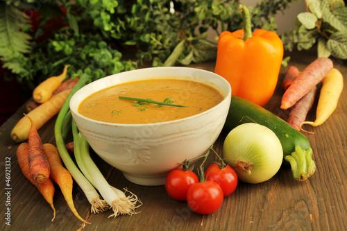 Овощной суп более 100 рецептов с фото - рецепты с