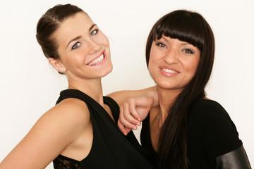 Zwei Partygirls