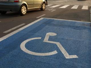 Rollstuhlfahrer-Parkplatz1