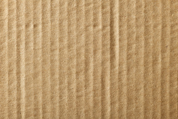 corrugated cardboard texture background
