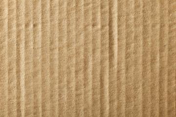 corrugated cardboard texture background