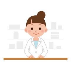 薬剤師 女性