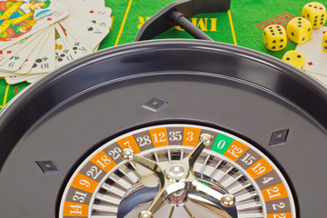Some casino games