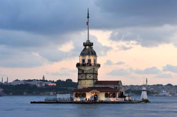 Leandre Tower - Maiden Tower - Kızkulesi - Istanbul