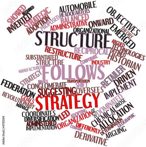 structure follows strategy Alfred d chandler ist amerikaner und wirtschaftshistoriker seit 1971 ist er inhaber des straus-lehrstuhls für wirtschaftsgeschichte an der harvard-universität.