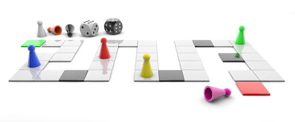 Fototapeta 2013 Board Game obraz