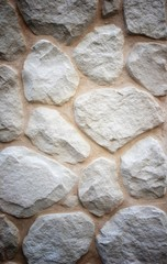 New and clean stone wall texture background