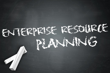 "Blackboard ""Enterprise Resource Planning"""