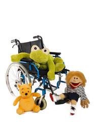 Rollstuhl Kind