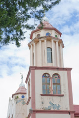 Steeple-Iglesia de San Roque