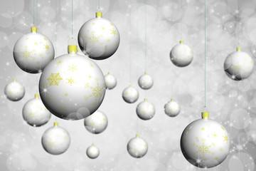 Christmas ball.