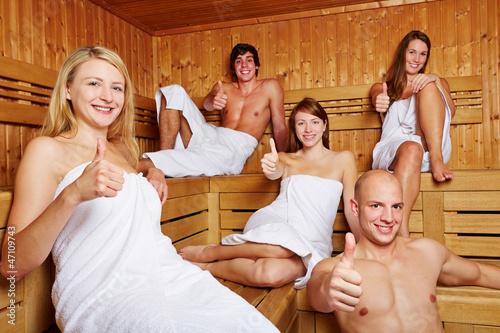 в бане студенты фото