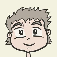 Kid face