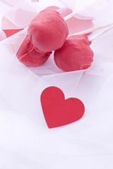 Valentines Tag Cakepops