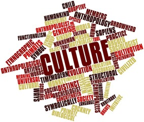 Word cloud for Culture