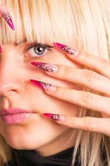 Nice manicure
