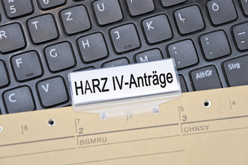 Harz IV Anträge