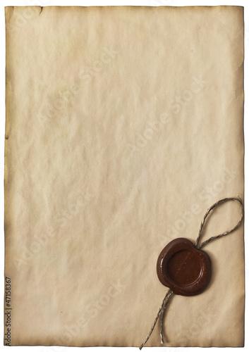 умолчанию дате печать на старой бумаге массива