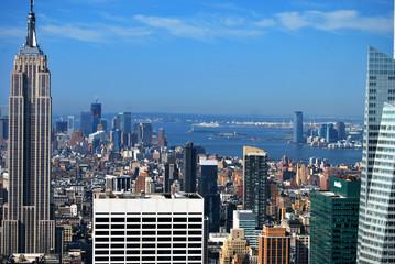 Vue de Tribeca Manhattan New York USA