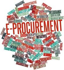 Word cloud for E-procurement
