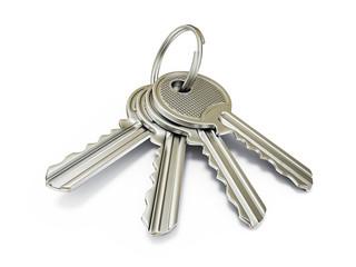 steel key