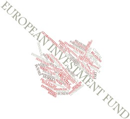Word cloud for European Investment Fund