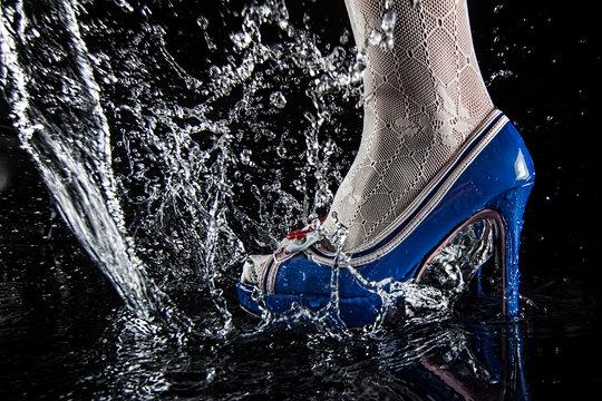 splash heels