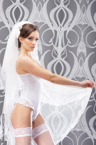 Фото невесты в эротическом фото 381-335