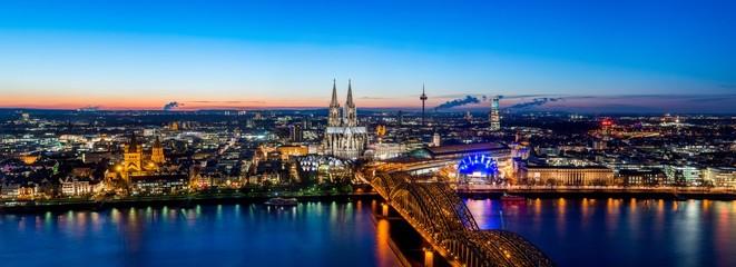 Cologne Panorama