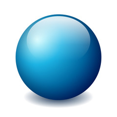 Vector ball figure