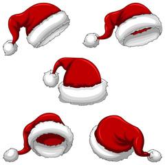 Santa Caps