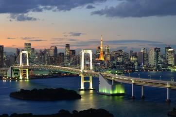 Bucht von Tokyo