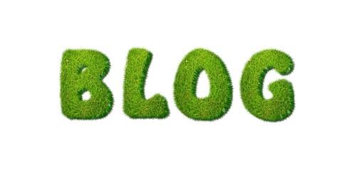 Blog grass.