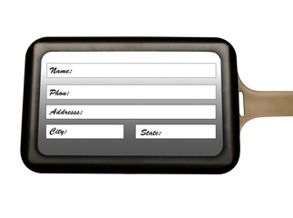 Name Tag for Luggage