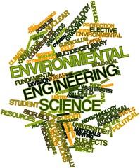 Word cloud for Environmental engineering science